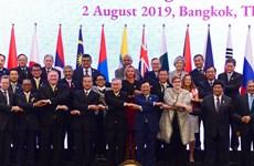 Llama Vietnam a construir nueva visión del Foro Regional de ASEAN