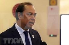 Centra tema sobre Mar del Este debates de reunión de cancilleres de ASEAN