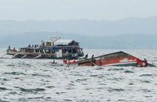 Al menos siete muertos en naufragio de embarcaciones en Filipinas