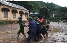Registra Vietnam al menos cinco muertos por tormenta Wipha