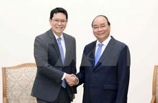 Reafirma primer ministro vietnamita apoyo a cooperación con Banco de Tailandia