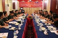 Vietnam y Laos estrechan cooperación en bibliotecología militar