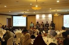 Destacan esfuerzos de ASEAN para alcanzar Objetivos del Milenio