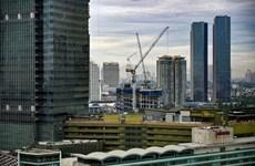 Registra Indonesia tasa de crecimiento trimestral más baja en dos años