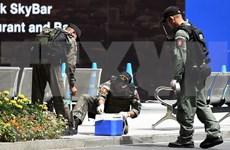 Buscan en Tailandia presuntos autores de recientes atentados con bombas en Bangkok