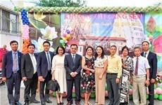 Profundizan vietnamitas residentes en Ucrania conocimientos sobre su Patria