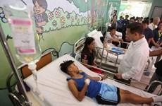 Declara Filipinas epidemia nacional de dengue tras 622 muertes
