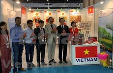 Asisten empresas vietnamitas a Exposición Internacional de Hotelería en la India