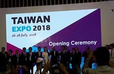 Efectúan en Hanoi Exposición Comercial Taiwán 2019