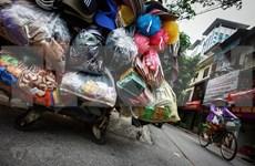 Intensifica Vietnam combate contra polución marítima por desechos plásticos