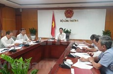 Debaten en Hanoi medidas de estímulo al crecimiento de exportaciones de Vietnam