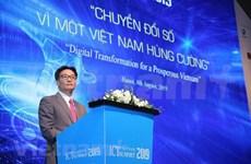 Vicepremier vietnamita insta a pensar fuera de la caja para acelerar la transformación digital