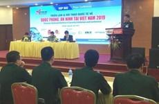 Exposición de Seguridad Vietnam 2019: ocasión para elevar capacidad combativa