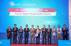 Presentan Alianza de Transformación Digital de Vietnam