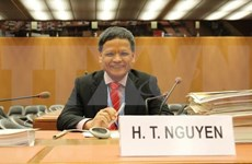 Activa contribución de Vietnam a la elaboración de leyes internacionales