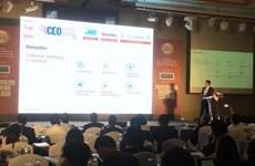 Celebran la Cumbre de CEO Vietnam 2019