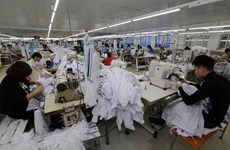 Crecen 10,5 por ciento exportaciones de confecciones textiles de Vietnam