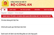 Vietnam publica lista de colectivos e individuos relacionados con terrorismo
