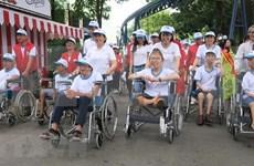Vietnam continúa actividades a favor de víctimas de Agente Naranja