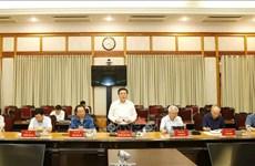 Aportan opiniones para objetivos de desarrollo de Vietnam