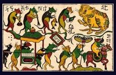 Solicitará Vietnam reconocimiento de pintura folclórica como patrimonio intangible