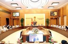 Inauguran reunión 36 del Comité Permanente del Parlamento de Vietnam
