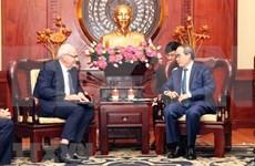 Propone Ciudad Ho Chi Minh apoyo de Corporación Financiera Internacional