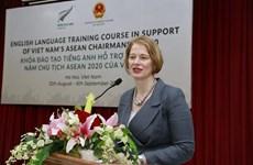 Asiste Nueva Zelanda a Vietnam en preparativos para la presidencia de ASEAN en 2020