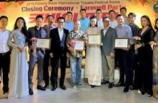 Obtiene Vietnam importantes premios en Festival de Teatro en Corea del Sur