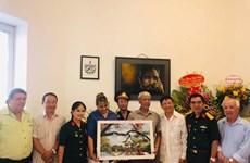Conmemoran en Vietnam nacimiento del líder cubano Fidel Castro