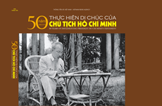 Presentan libro ilustrado sobre cumplimiento del testamento de Ho Chi Minh