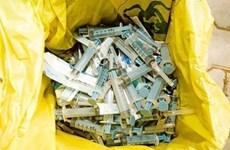 Orientan planes de reducción de residuos plásticos en actividades médicas en Vietnam