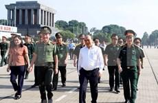 Reabrirán mañana Mausoleo de Ho Chi Minh a visitantes
