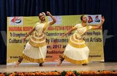 Inauguran X Festival de Amistad entre Vietnam y la India