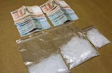 Tráfico de drogas en tendencia creciente en Singapur