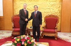 Recomiendan a Google abrir oficina de representación oficial en Vietnam