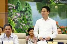 Comité Permanente de Parlamento vietnamita indaga sobre garantías de ciberseguridad