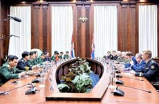 Fortalecen Vietnam y Rusia sus relaciones en defensa