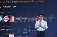 Califican a la inteligencia artificial como gran oportunidad para Vietnam