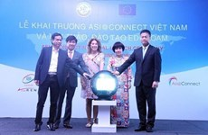 Lanzan en Vietnam proyecto Asia@Connect