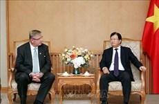 Estimula Vietnam inversión extrajera en proyectos de energía renovable