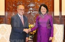 Aboga vicepresidenta de Vietnam por impulsar cooperación educativa con Alemania