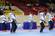 Celebran en Vietnam segundo Campeonato Abierto Asiático de Taekwondo