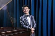 Actuará prodigio musical Peter Leung en Vietnam