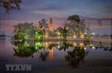 Figuran pagodas de Vietnam entre las más hermosas del mundo