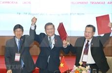 Acuerdan Vietnam, Laos y Camboya cooperación en Triángulo de Desarrollo