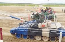 Concluye Vietnam con éxito participación en Juegos Militares Internacionales