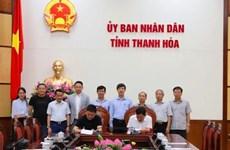 Construirá grupo hongkonés importante acería en provincia vietnamita de Thanh Hoa