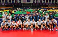 Gana Vietnam medalla de bronce en Campeonato Asiático de Futsal 2019