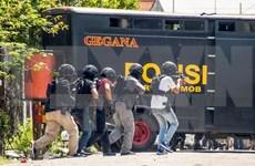 Detienen en Indonesia a un presunto extremista islámico en Día de la Independencia